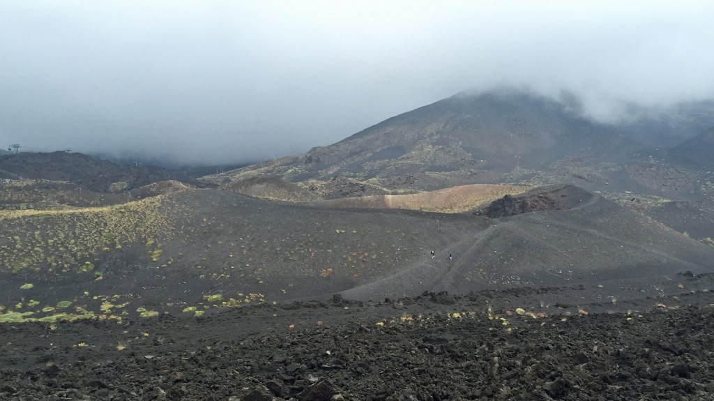Stierne på Etna