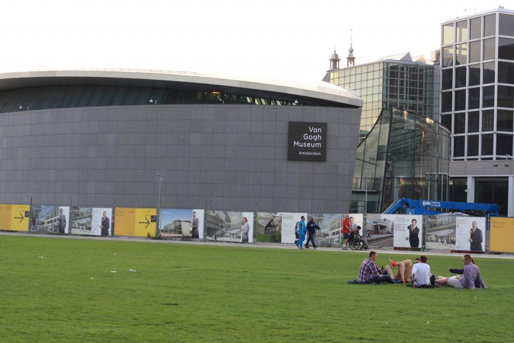 Besøg Van Gogh Museum