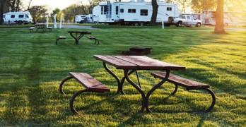Besøg en af Danmarks bedste campingpladser til hyggelig camping på Fyn
