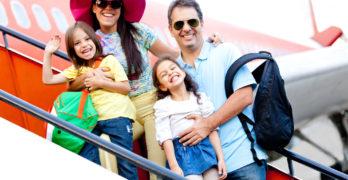 3 ting du skal have styr på, når du rejser med børn