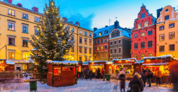 Europa i sne