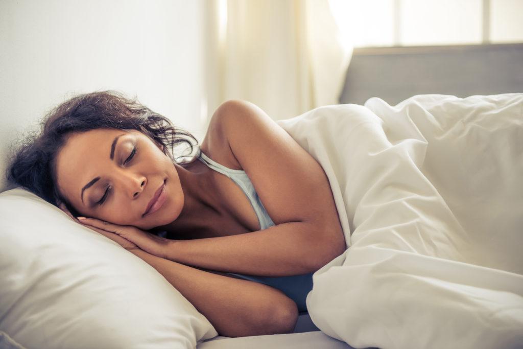 Sov som en drøm
