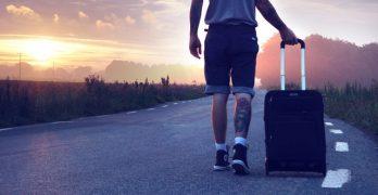 den korte rejse