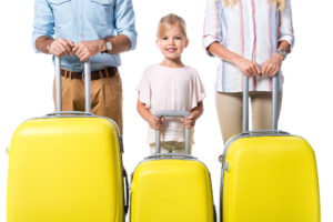Find fine rejsekufferter til de små