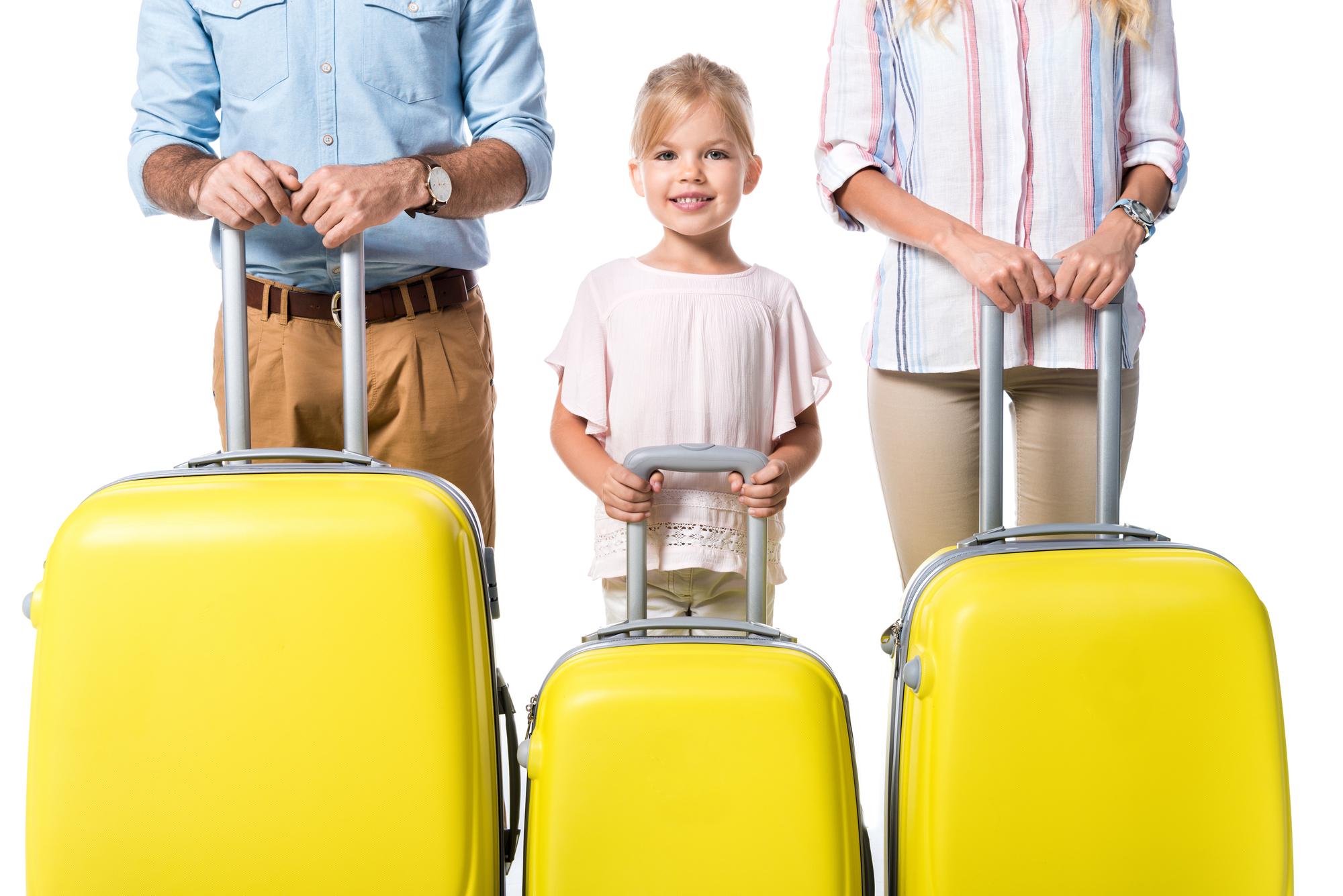Kuffert barn