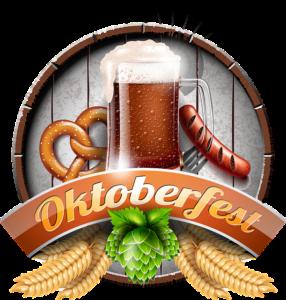 øl pølser og hygge til oktoberfest
